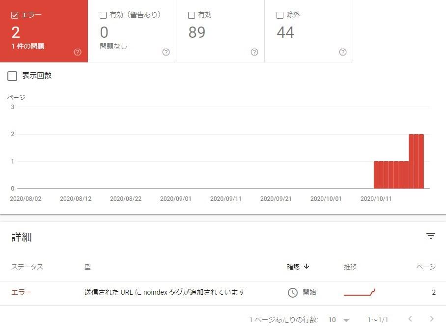Googleサーチコンソール使い方(基本)-11