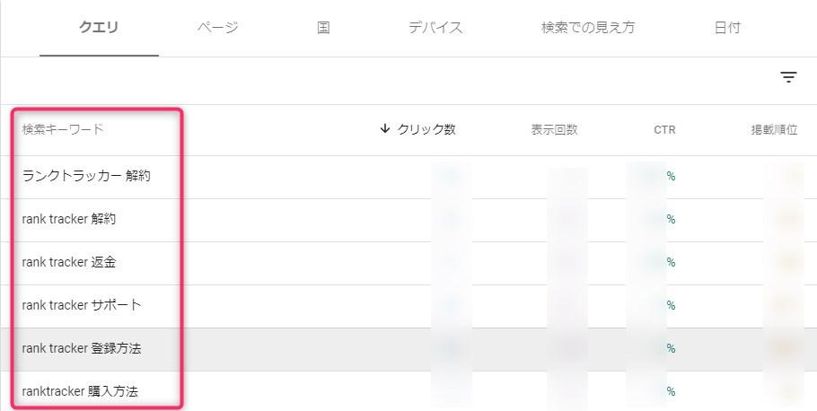 Googleサーチコンソール使い方(実践)-5